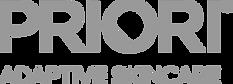 PRIORI LOGO WordMark-Adaptive Skincare_F