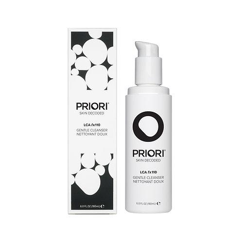 PRIORI® Gentle Cleanser LCA fx110