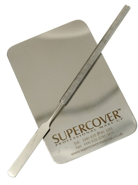 Supercover Spatula & Pallet (Stainless Steel)