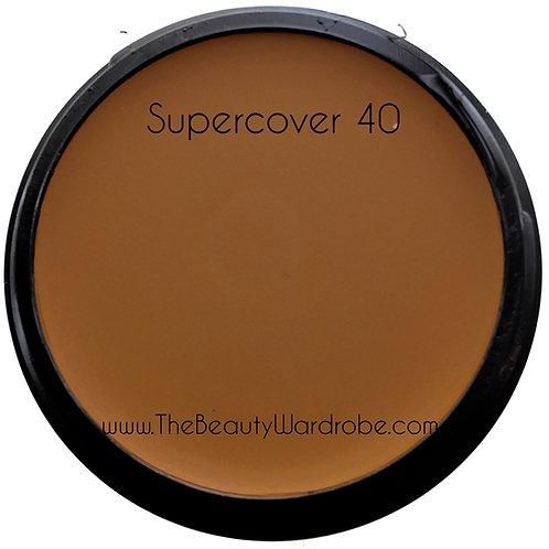 Supercover Medium/Dark- 40, 21, 22, 26, 33, 23, 28