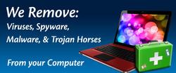 Virus Malware Spyware Removal