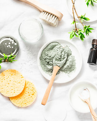 Dead sea mud mask - beauty products ingr