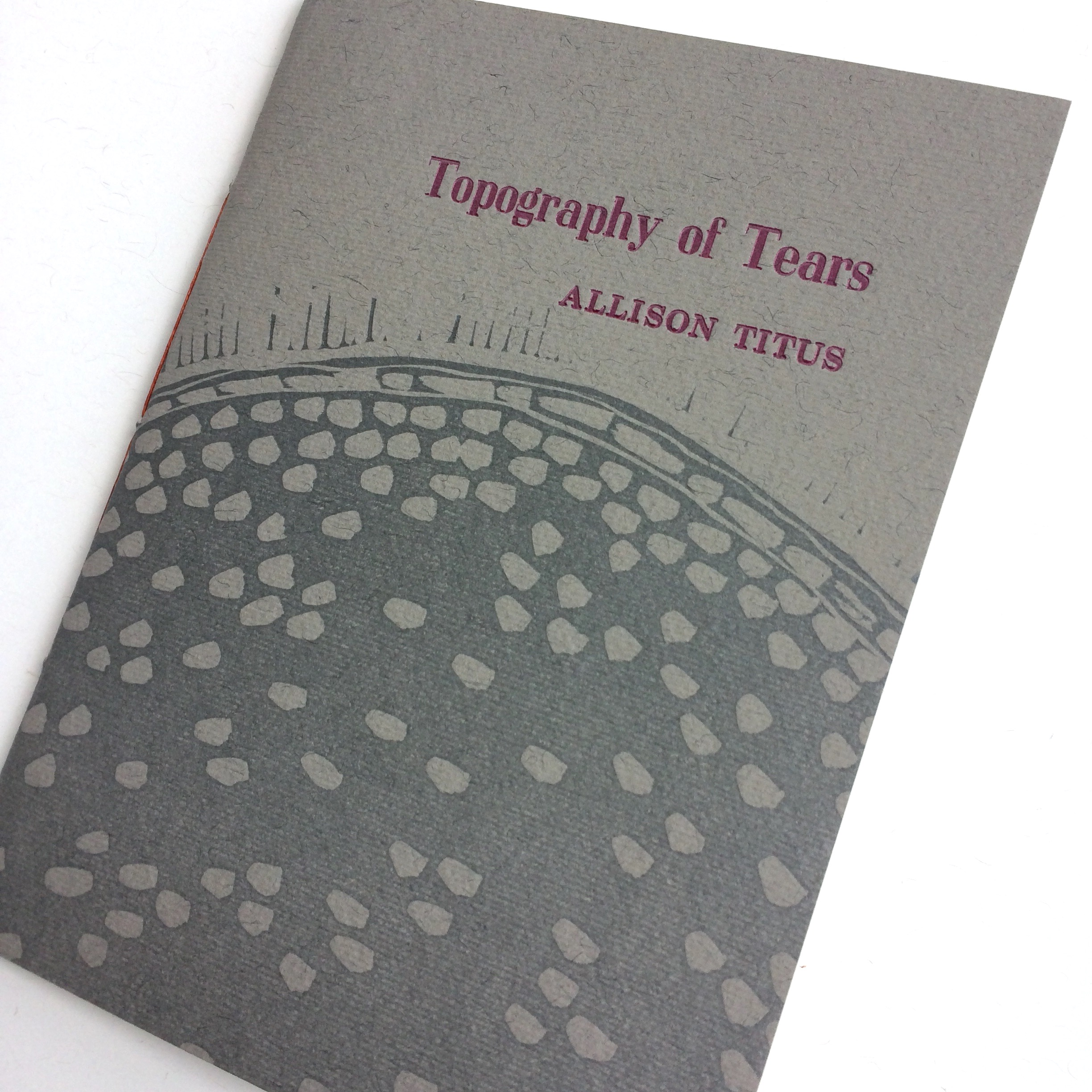topography of tears