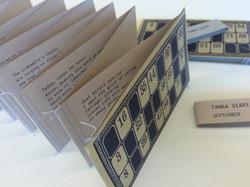 Artifact Press stitched binding