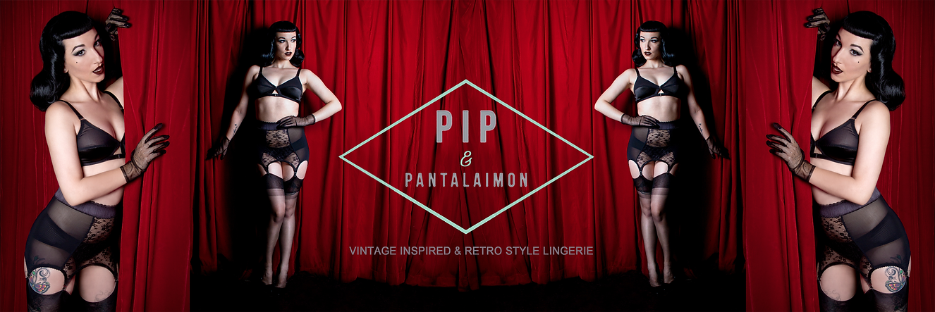 f2e74a0a608 retro and vintage lingerie by Pip   Pantalaimon