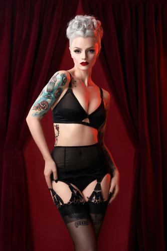 9f0ad28fa Vintage   Retro Style Suspender   Garter Belts by Pip   Pantalaimon