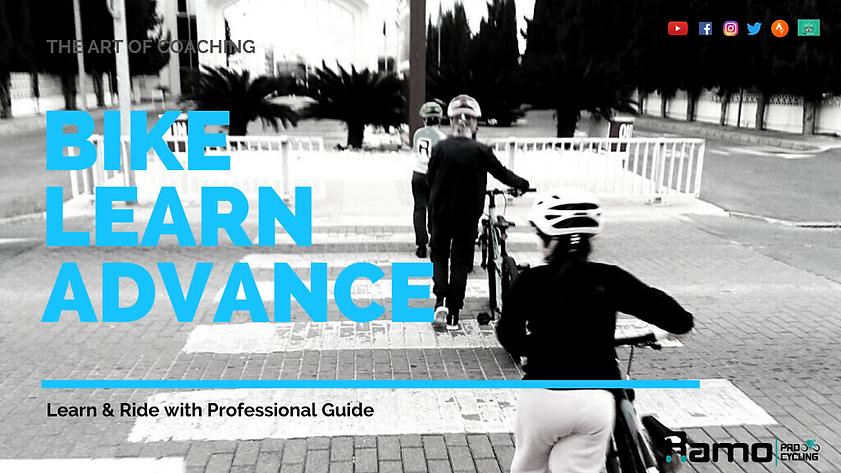 Ramo Cycling Proficiency Program Cyprus