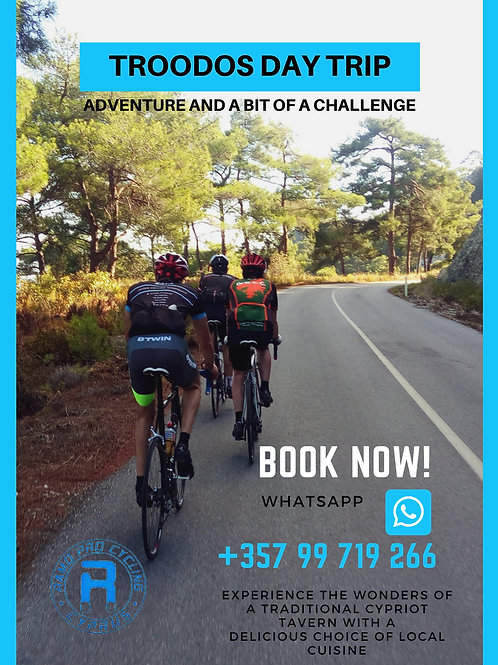 Troodos Day Ride