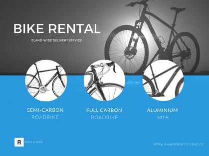 Cyprus Bike Rental