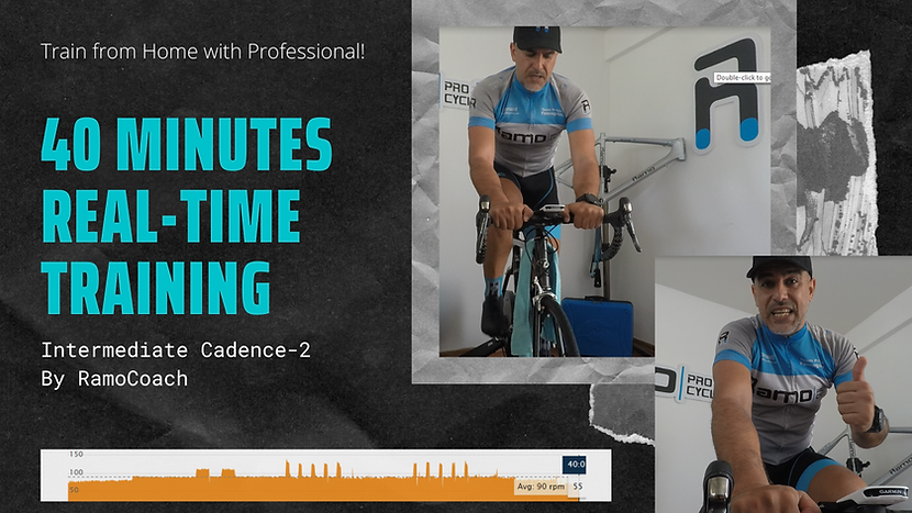 40 minutes  real-time training by Ramo C
