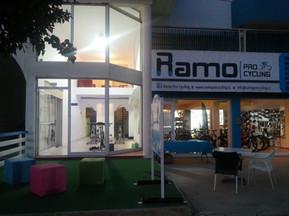 Ramo Pro Cycling Training Room