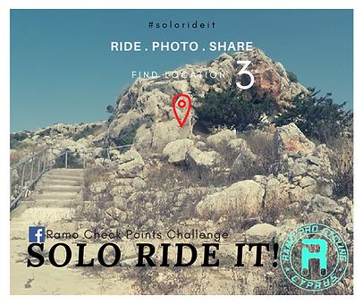 Ramo Pro Cycling Challenge Solo Ride It!