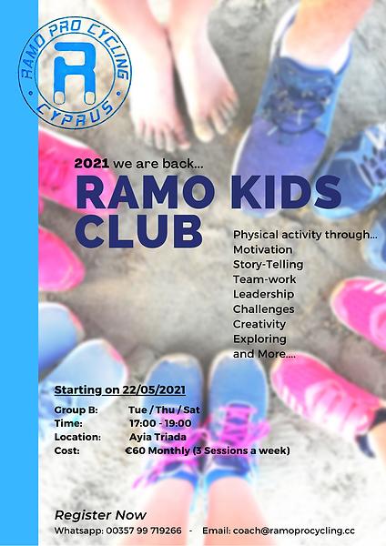 Ramo Kids Club 2021