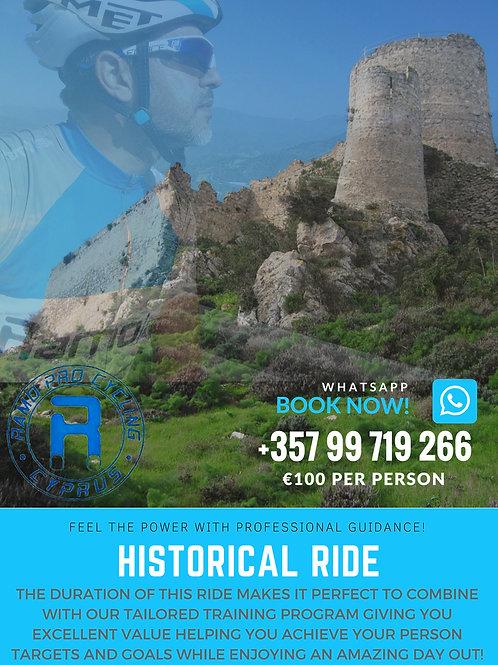 Historical Ride