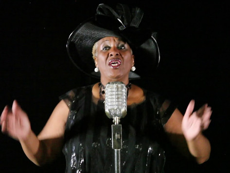 A CONVERSATION WITH SHIRLEY KING. BB KING'S DAUGHTER RELEASES A NEW ALBUM OF KILLER BLUES MUSIC