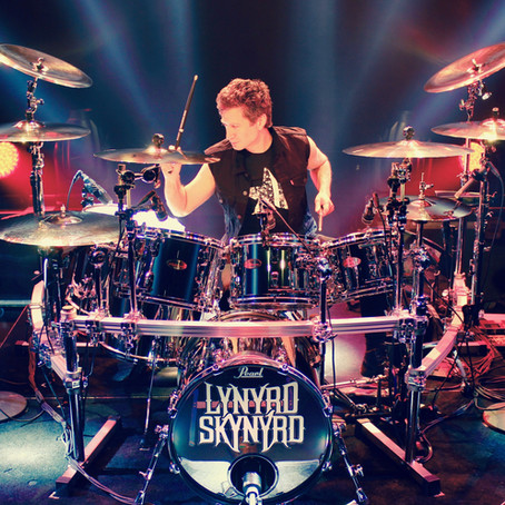 LYNYRD SKYNYRD'S DRUMMER MICHAEL CARTELLONE TALKS MUSIC, ART, AND THE FINAL TOUR EVER...