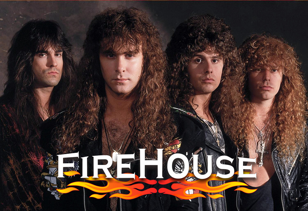 Firehouse To Play Rockfest 80's At The Miramar Amphitheater