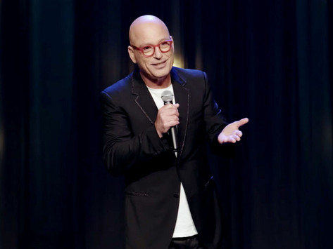 In His First Special in 20 Years, Howie Mandel Surfs the Crowd