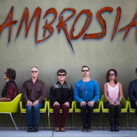 Ambrosia To Play South Florida. Founder & Drummer Burleigh Drummond Interview