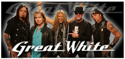MARK KENDALL, FOUNDING MEMBER & GUTARIST WITH GREAT WHITE, TALKS TO ROCKBANDREVIEWS...