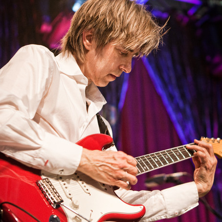 GUITAR LEGEND ERIC JOHNSON TO PLAY THE AU RENE THEATER THIS FRIDAY NIGHT IN FORT LAUDERDALE