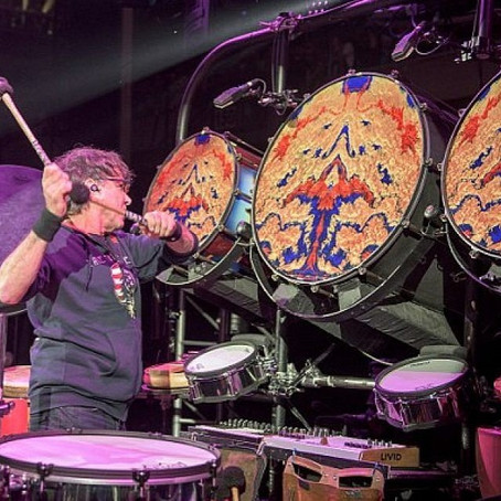 MICKEY HART INTERVIEW: LEGENDARY DRUMMER FOR THE GRATEFUL DEAD TALKS ART, MUSIC, AND SCIENCE...