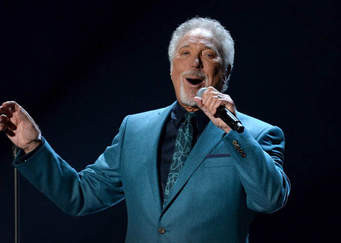Tom Jones Rocks Hard Rock