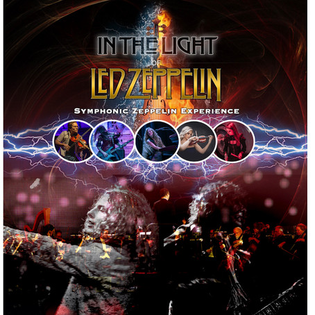 IN THE LIGHT of LED ZEPPELIN BRINGS THEIR ORCHESTRAL ROCK MUSIC EXPERIENCE TO BACKLOT LIVE 2/20/21