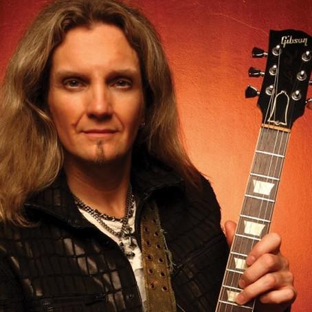 Joel Hoekstra/Whitesnake Interview