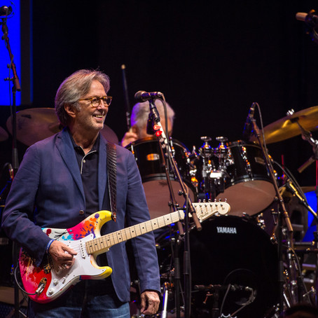 Eric Clapton is Coming to Hard Rock Live at Seminole Hard Rock Hotel &   Casino in Hollywood,Florida