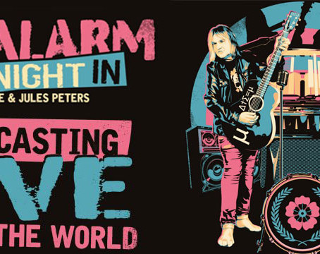 Livestream Alert: Spandau Ballet & Then Jericho Members Join The Alarm Livestream Tomorrow 5/2