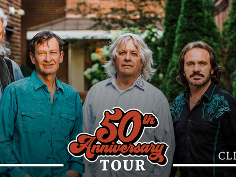 PURE PRAIRIE LEAGUE TO PLAY THE NEWLY RENOVATED LILLIAN S. WELLS HALL ON SEPT. 22 IN FT. LAUDERDALE