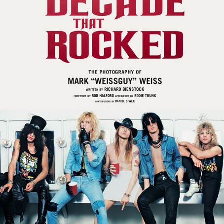 "WIN A FREE COPY OF ""THE DECADE THAT ROCKED"""