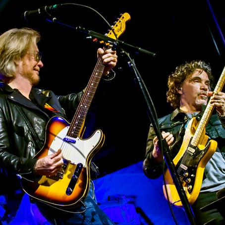 Daryl Hall and John Oates Return to Hard Rock Live at Seminole Hard Rock Hotel & Casino, Sept.22