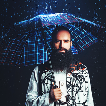CAPITAL CITIES VOCALIST SEBU READIES NEW SOLO MATERIAL