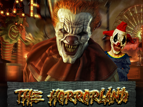 STEP INTO THE WORLD OF HORRORLAND – YOU'LL BE AMAZED AT THE HORRORS YOU WILL ENCOUNTER.