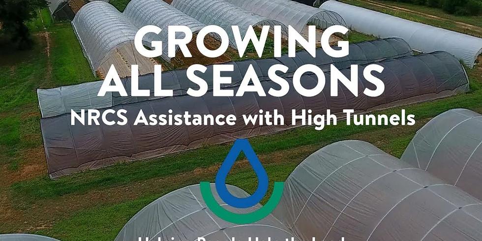 Akron High Tunnel Initiative (USDA) Workshop