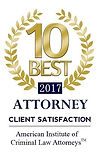 10 Best Criminal Defense Attorney