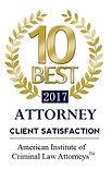 10 Best Criminal Attorney