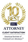 10 Best Criminal Defense Attorney For Client Satisfaction