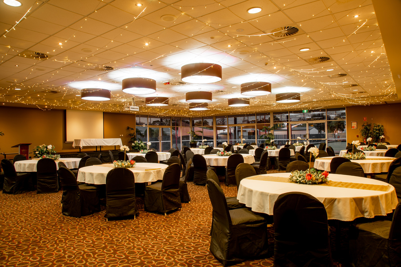 Cobar Bowling & Golf Club Functions