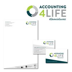 A4L Logo & Stationery