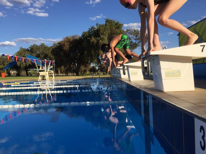 Cobar Memorial Swimming Pool