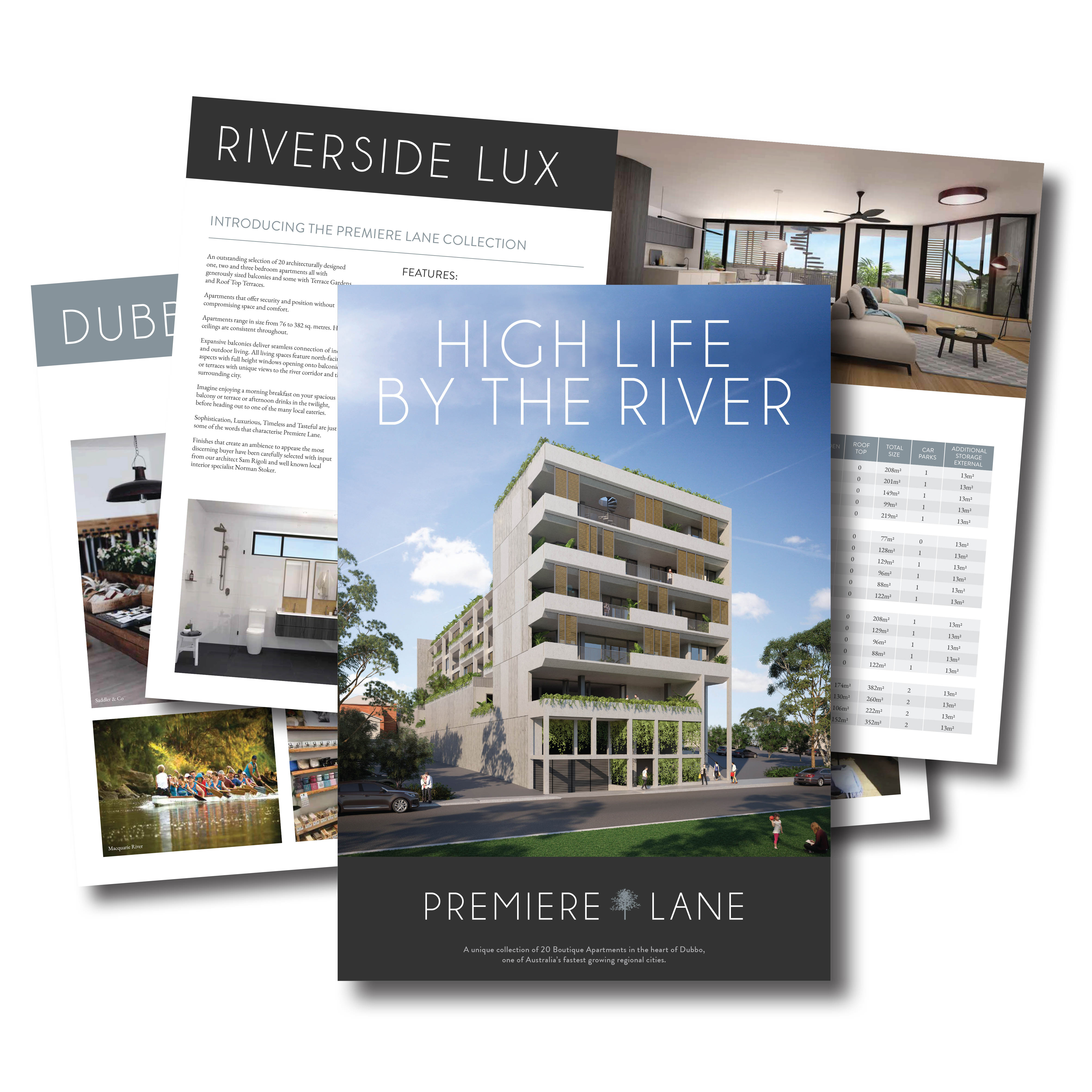 Premiere Lane Brochure