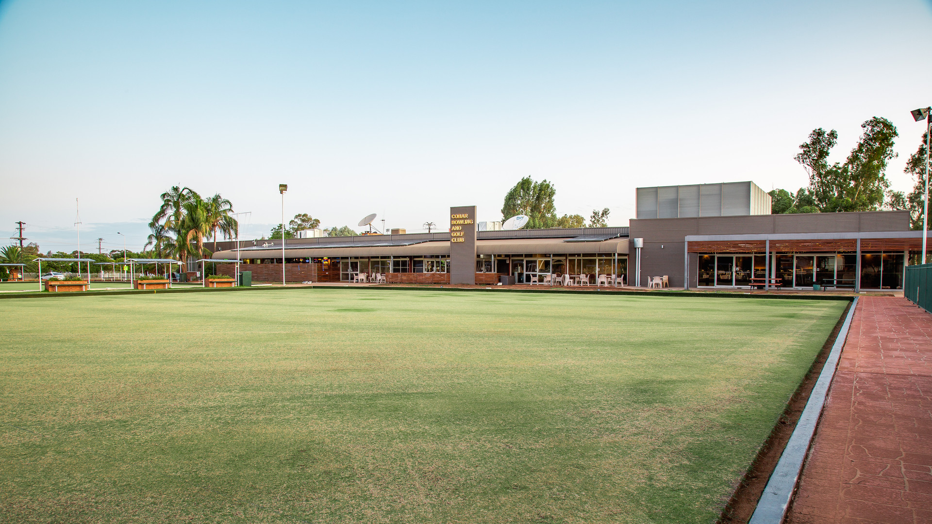 Cobar Bowling & Golf Club
