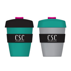 CSC Reusable Coffee Cup