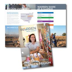 Invest in the Warren Region Brochure
