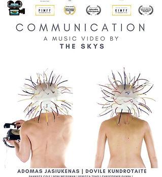 The Skys - Communication.jpg