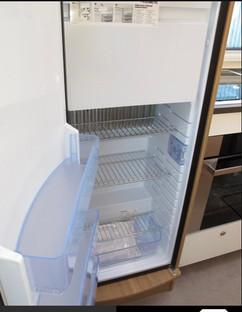 Fridge and freezer