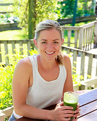 Health inspiration, BRCA, green juice